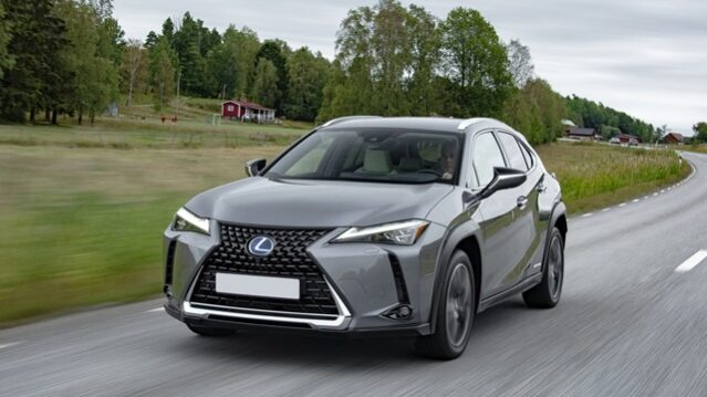 LEXUS UX Hybrid Executive 2WD full