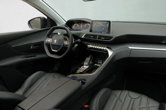 PEUGEOT 3008 BLUE HDI 130 E AT8 S&S BUSINESS full